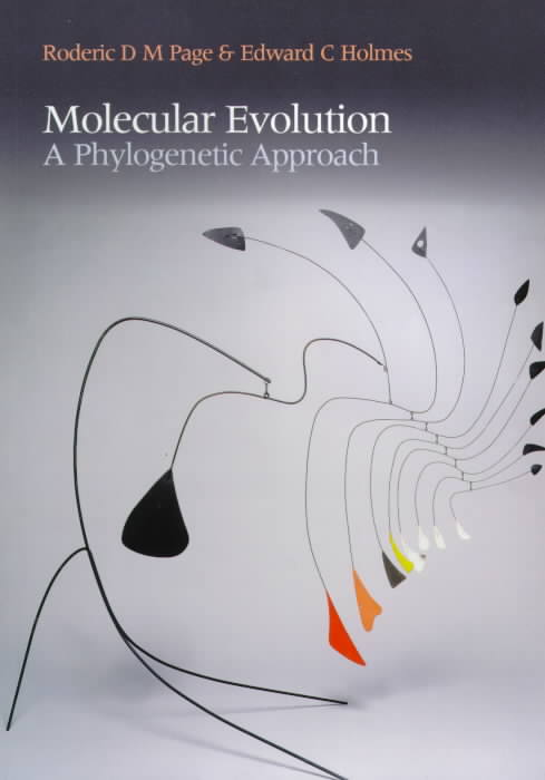 Molecular Evolution By Page, Roderic D. M./ Holmes, Edward C.